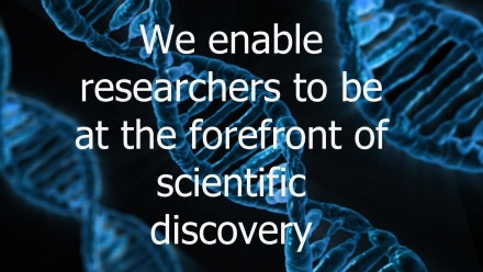 we enable research