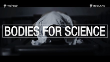 Donating Bodies: Giving a helping hand to science - The Feed